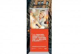 Roll-up L'Appui Mauricie