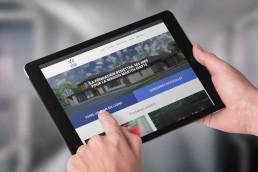 Création du site web de la Fondation InterVal 1