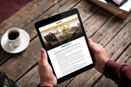 Création du site web de la Gazette de la Mauricie 2