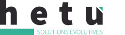 Logo Hétu solutions évolutives