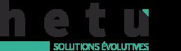 Logo Hétu solutions évolutives