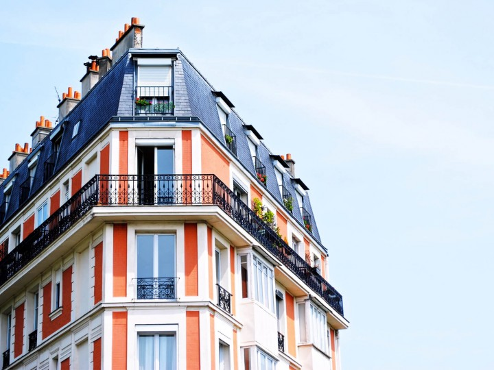 Site web Olivier Maurice courtier immobilier