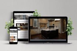 Site web Saralex 2