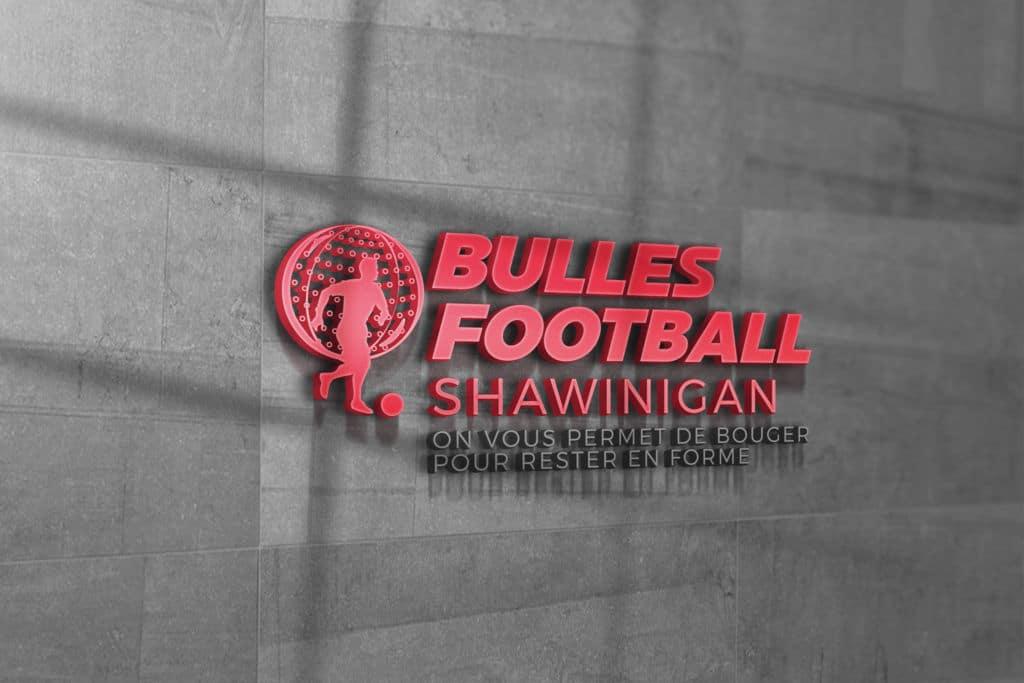 Logo Bulles Football Shawinigan