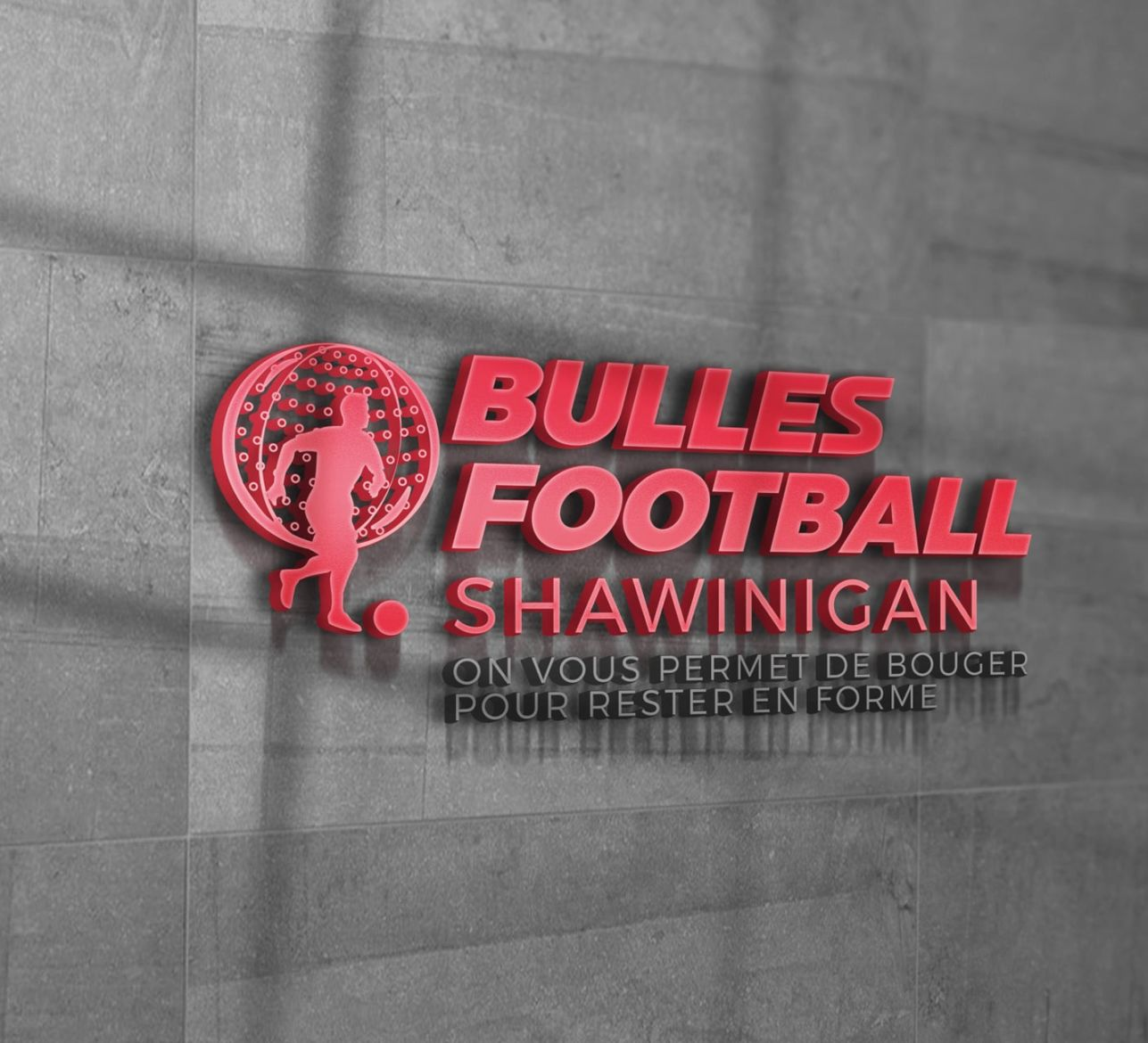 Un logo pour Bulles Football Shawinigan